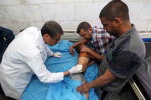 كندا تعتزم إرسال أطباء إلي العراق لمساعدة المصابين