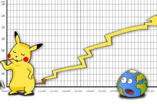 لعبة البوكيمون تحقق أرباح ضخمة لمبرمجيها والشركة المنتجة للعبة