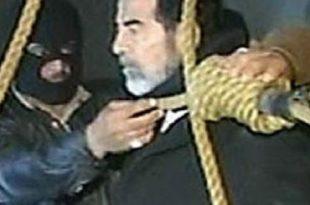 عيد الأضحى المبارك يعيد ذكري إعدام الرئيس صدام حسين