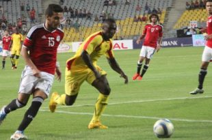 موعد مباراة مصر وجنوب أفريقيا والقنوات الناقلة لها بعد قليل