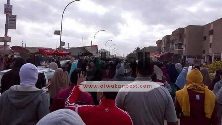 صور و أحداث ثورة الغلابه 11 نوفمبر 2016 - أخبار مصر اليوم (13)