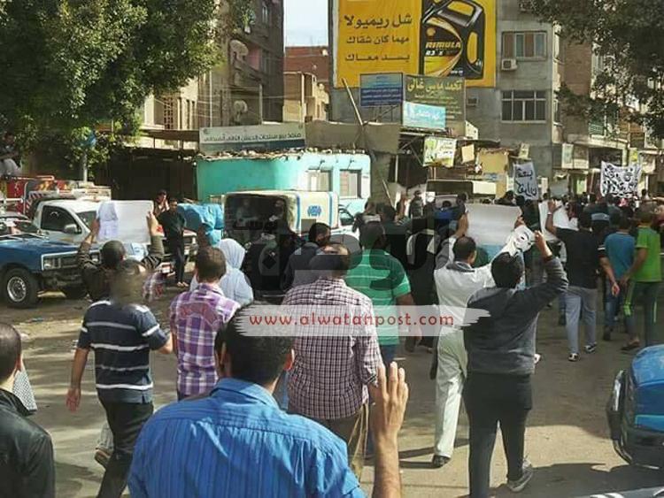 صور و أحداث ثورة الغلابه 11 نوفمبر 2016 - أخبار مصر اليوم (3)