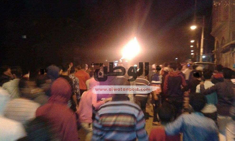 صور و أحداث ثورة الغلابه 11 نوفمبر 2016 - أخبار مصر اليوم (4)