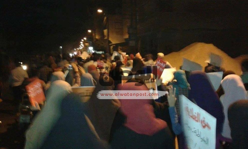 صور و أحداث ثورة الغلابه 11 نوفمبر 2016 - أخبار مصر اليوم (5)