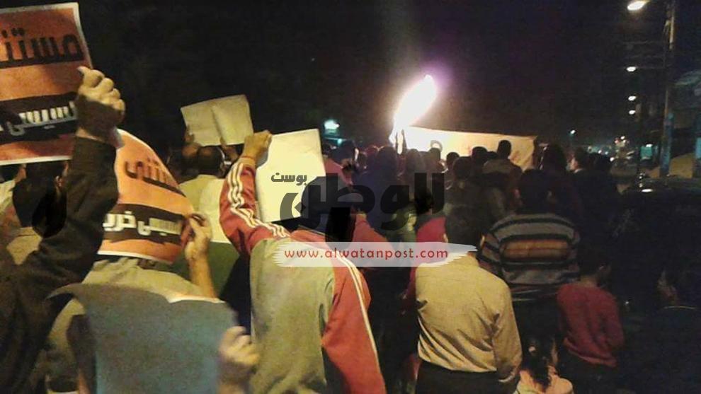 صور و أحداث ثورة الغلابه 11 نوفمبر 2016 - أخبار مصر اليوم (6)