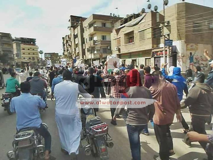 صور و أحداث ثورة الغلابه 11 نوفمبر 2016 - أخبار مصر اليوم (7)