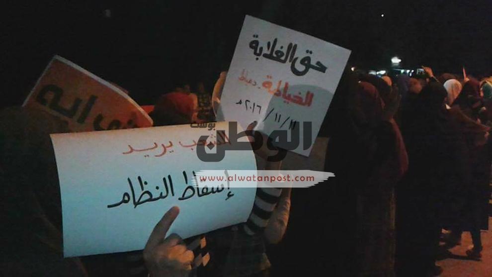 صور و أحداث ثورة الغلابه 11 نوفمبر 2016 - أخبار مصر اليوم (9)