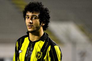 محمد قاسم لاعب الاتحاد السعودى
