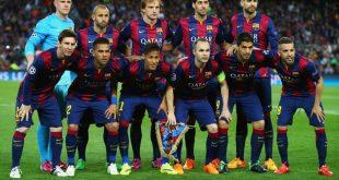 ليونيل ميسي يرفع رصيد برشلونة إلي 13 هدفا بعد إحرازة هدف التعادل في مرمي فياريال