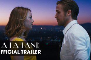 فيلم LA LA LAND يحصل علي جائزة أفضل فيلم موسيقى