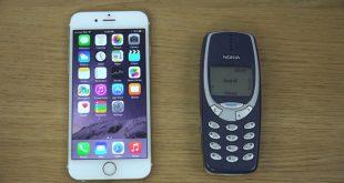 هاتف نوكيا 3310 يعود من جديد Nokia 3310 تعرّف على السعر والمواصفات