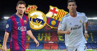 رابط مشاهدة مباراة برشلونة وريال مدريد في كأس السوبر الاسباني 2017 مع تقرير مفصل عن اللقاء التاريخي