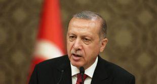 أردوغان يؤكد مضي بلاده قدما في شراء منظومة الدفاع الجوي الروسية إس 400