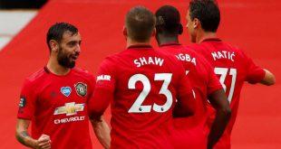 مانشيستر يونايتد يحل ضيفا ثقيلا على أستون فيلا في ختام منافسات الجولة 34 من الدوري الإنجليزي
