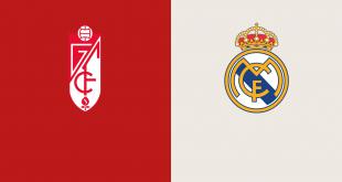 ريال مدريد يدخل موقعة صعبة ضد غرناطة خارج الديار غدا الإثنين 13 يوليو لحساب الجولة 36 في الليجا