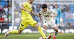 ريال مدريد يستقبل فياريال في مباراة القبض على اللقب .. تعرف على موعد المباراة والقنوات الناقلة