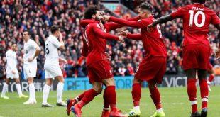 ليفربول يستضيف بيرنلي غدا السبت 11 يوليو 2020 لحساب الجولة 35 من الدوري الإنجليزي