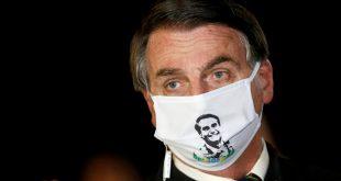 الرئيس البرازيلي ينتظر نتائج فحص كوفيد 19 الجديد بعدما ضاق ذرعاً بالحجر المنزلي