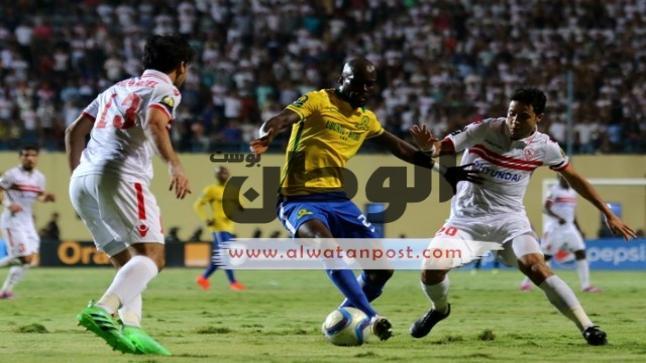 إستاد القاهرة يستعد للقاء لإستقبال مباراة الزمالك وصن داونز في دوري أبطال أفريقيا 2016