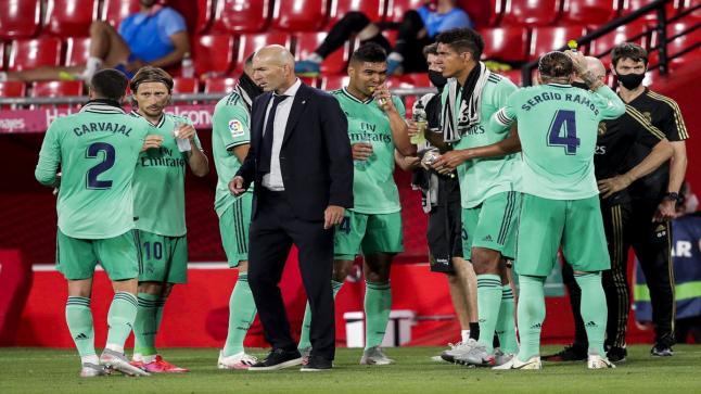 التشكيل المتوقع لريال مدريد اليوم ضد فياريال في جولة حسم لقب الدوري الإسباني