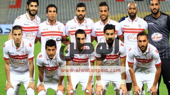الزمالك يستعد للقاء صن داونز في دوري أبطال أفريقيا بعد خسارته أمام الوداد المغربي