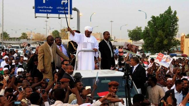 المعارضة السودانية تدعو لعصيان مدني في السودان