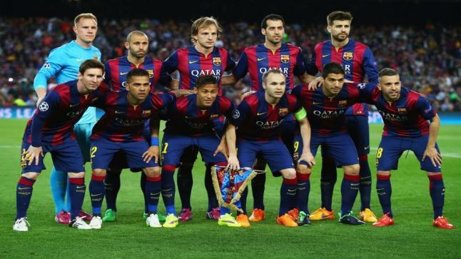 برشلونة يحقق أكثر من لقب في فترة قصيرة