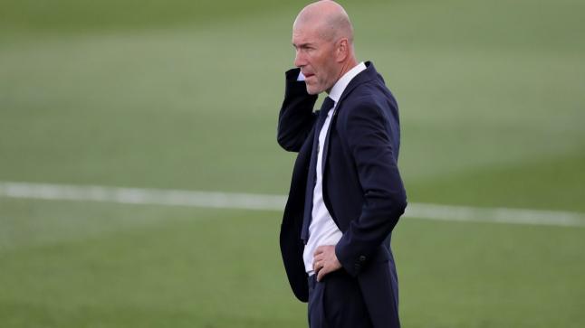 زيدان يؤمن بقدر ريال مدريد على عبور مانشستر سيتي .. وحديث زيزو عن إصابة إيدين هازارد