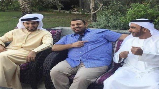 جمهور نسيم حميد يسخر من وزنة الزائد