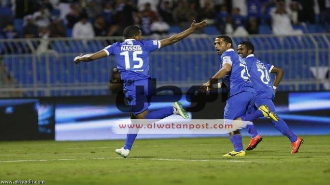 طوارئ لمباراة الهلال والرائد وجدول مباريات كأس ولى العهد السعودي