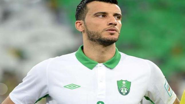 عمر السومة يتجه لتحقيق الرقم القياسي في الدوري السعودي لكرة القدم