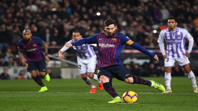 برشلونة يحل ضيفا على ريال بلد الوليد غدا في الأسبوع 36 من الليجا .. تعرف على موعد المباراة والقنوات الناقلة
