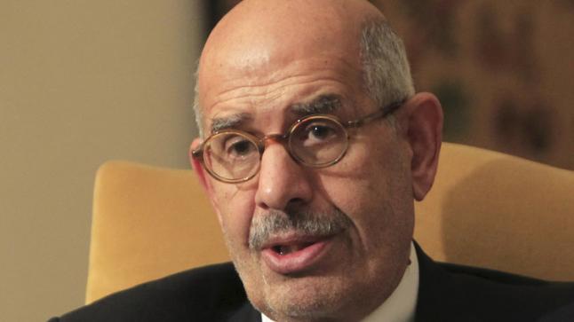 محمد البرادعي يعود للساحة السياسية من جديد