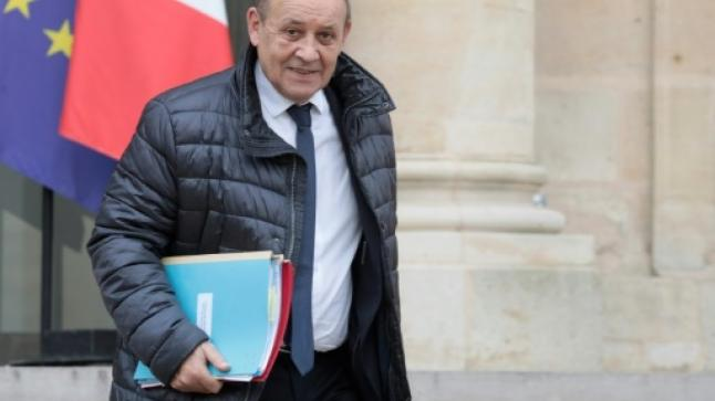 وزير الخارجية الفرنسي يدعو واشنطن للتحلي بالمسؤولية وطهران بإظهار النضج السياسي