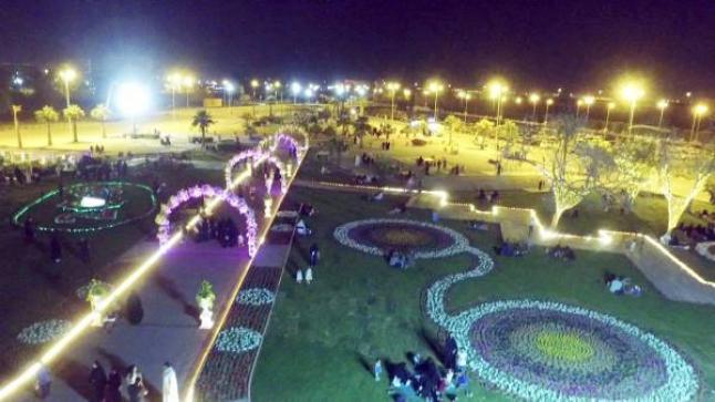 """متنزه الملك فهد بغابة """"سقام"""" وجهة سياحية مميزة في منطقة نجران"""