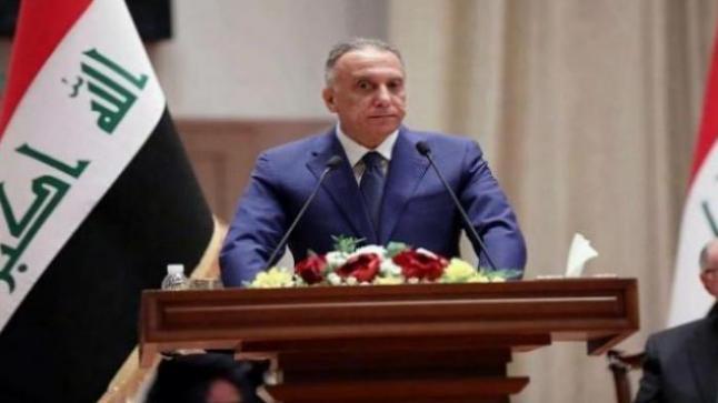 رئيس الوزراء العراقي يطمئن على صحة الملك سلمان