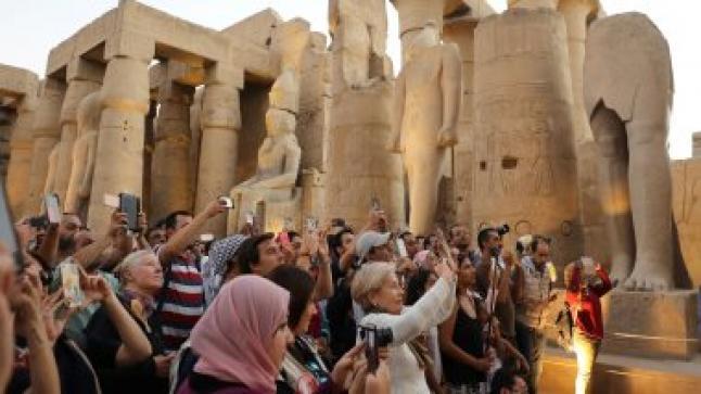 أوروبا تحتل صدارة القارات المصدرة للسياحة إلى مصر خلال عام 2018 بأكثر من 11 مليون سائح
