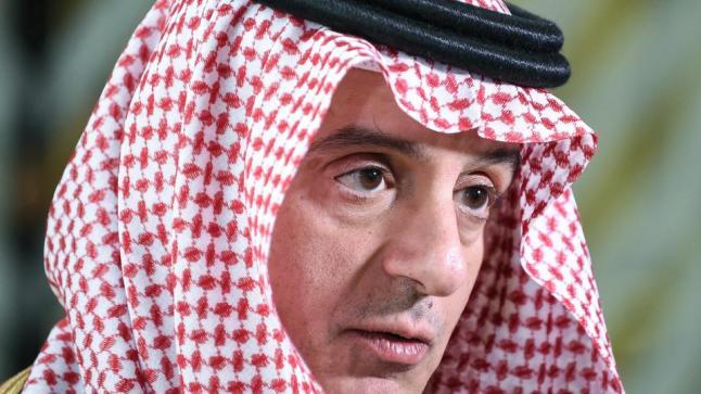 عادل الجبير يدعو إيران إلى اتباع قواعد حسن الجوار وعدم التدخل في شؤون المنطقة