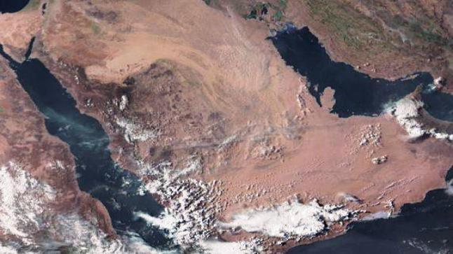 """"""" المسند"""" يتوقع اتساع رقعة الحالة المطرية اليوم الخميس 23/7/2020"""