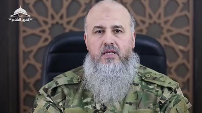 قائد هيئة تحرير الشام يعلن وفاة اتفاقات إدلب ويدعو أنصاره لحمل السلاح