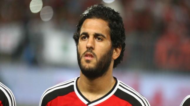 هدف مروان محسن يحقق النصر للمنتخب المصري