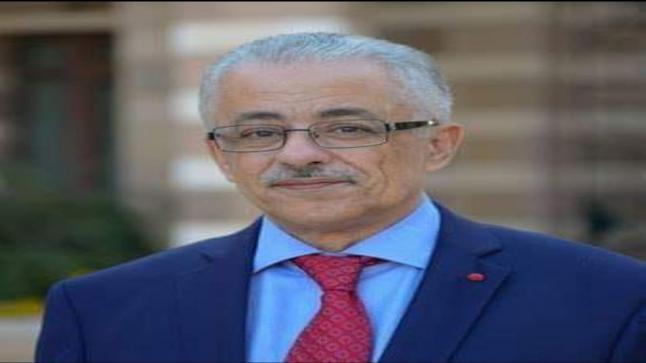 وزير التعليم المصري يعلن موعد اعتماد نتيجة الثانوية العامة 2020