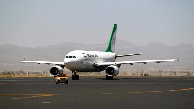 اعترض مقاتلة حربية أمريكية لطائرة ركاب إيرانية في سماء سوريا