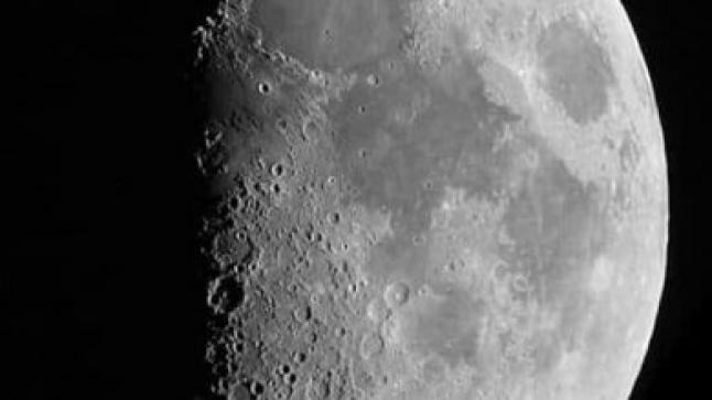 فلكية جدة: امكانية مشاهدة التربيع الأول لقمر الحج مساء اليوم
